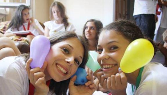 Arriva il Color Dreamers Day, la festa dei giovani