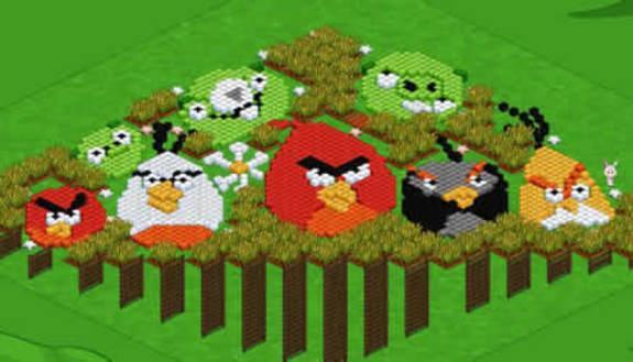 Farmville in crisi, meglio Angry Birds