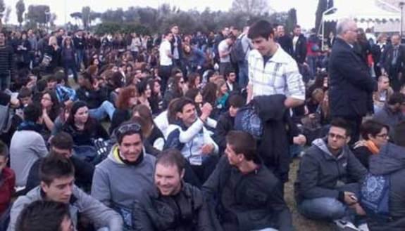 Università: una festa per scegliere il futuro