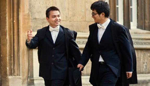 Oxford dice sì alla gonna per i maschi