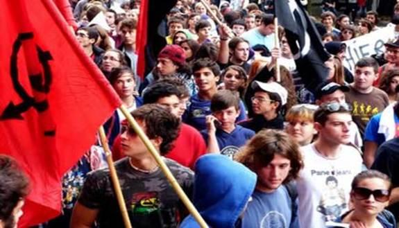 Manifestazioni, il punto della protesta
