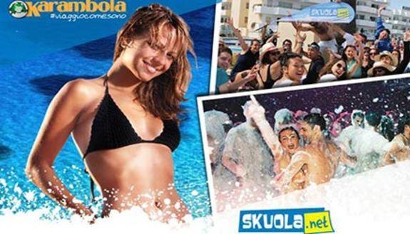 Viaggio Maturità: Ibiza con Skuola.net