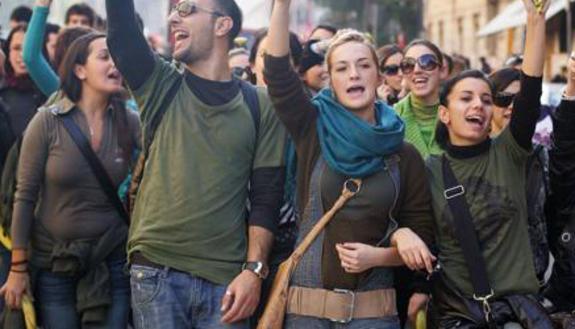 Proteste: ora tocca a universitari e prof
