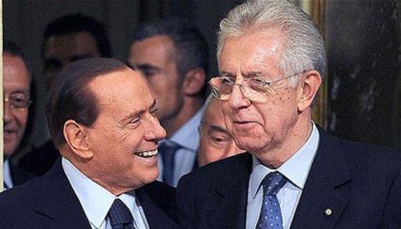 Berlusconi e Monti: nuove promesse per la scuola