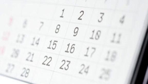 Test di ingresso, le date introvabili