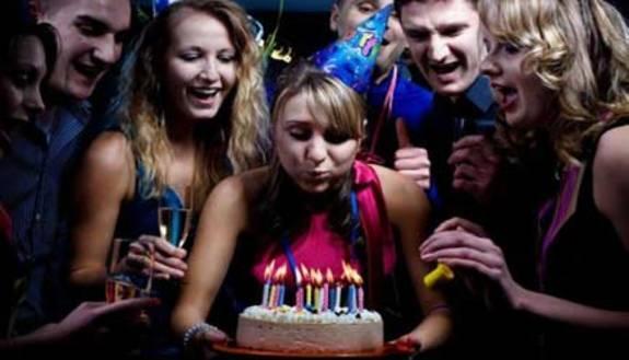 Compleanno: una festa a prova di studente