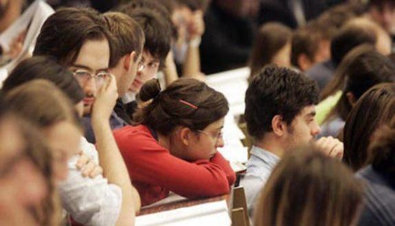 Crollo iscritti università, niente più new entry