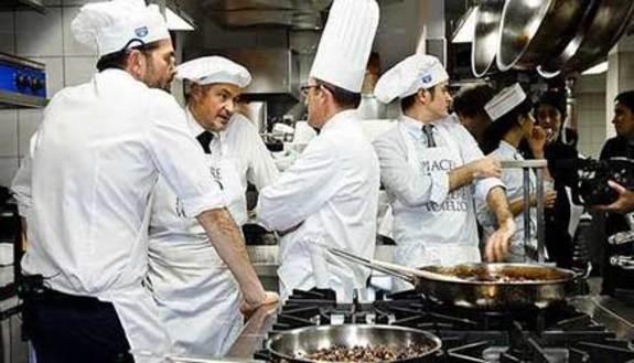 Parla lo Chef Massimo Moroni: la fortuna è nelle mani