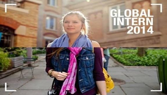 Stage in giro per il mondo: Global Intern 2014