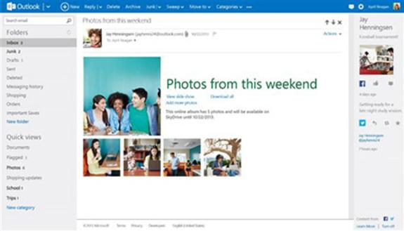 Addio Hotmail, in arrivo Outlook.com