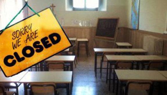 Scuola chiusa: ma la circolare è degli studenti