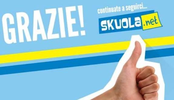 700mila grazie da Skuola.net!