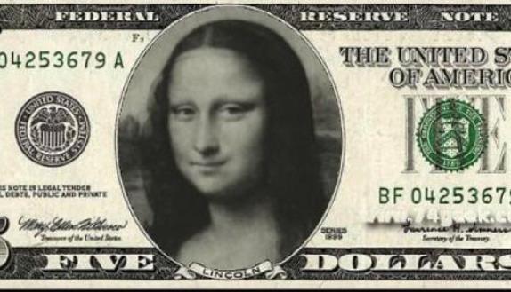 Crea una banconota da 10mila euro per la tua scuola