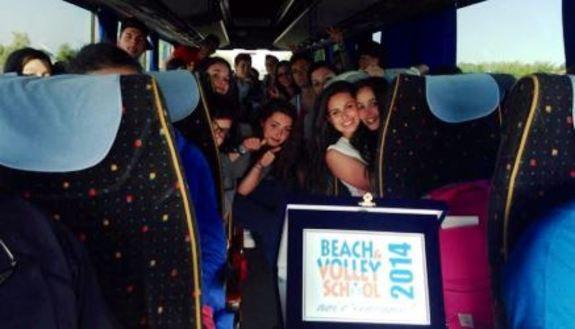 Beach&Volley School, una gita da ripetere