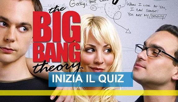 Quale personaggio di The Big Bang Theory sei?