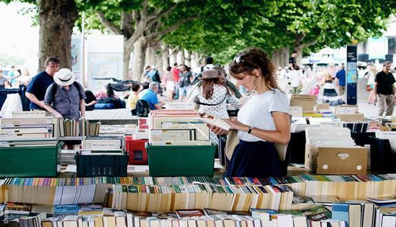 Caro libri: tornano i mercatini dell'usato
