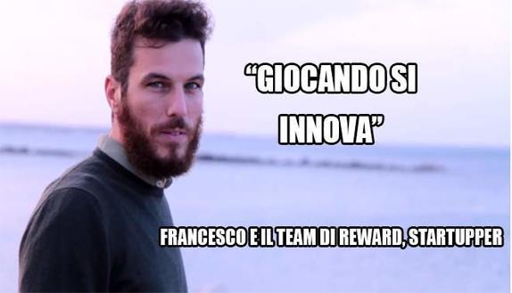Reward: la startup che trasforma il lavoro in gioco