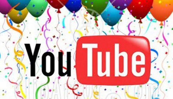 Youtube compie dieci anni: i 5 video più visti