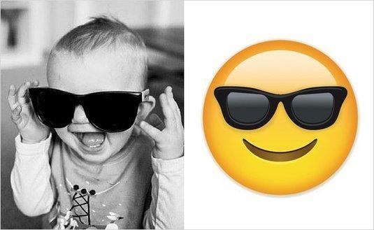 Le emoticons di Whatsapp sono ispirate da bambini: 10 prove (FOTO)