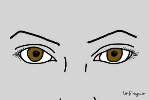 10 tipi di sopracciglia che svelano qualcosa su chi sei realmente