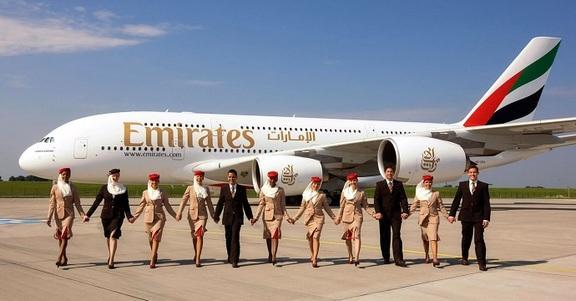 Lavorare in Emirates Airlines: gli Open Days italiani per diventare assistenti di volo