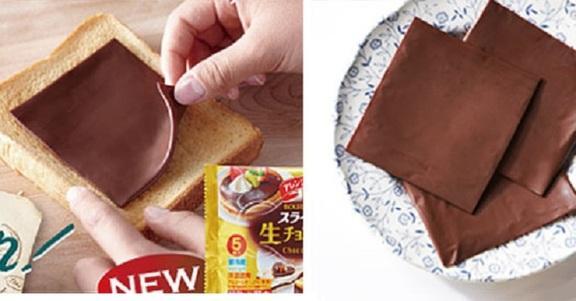 Fermi tutti: arrivano le sottilette di cioccolato!