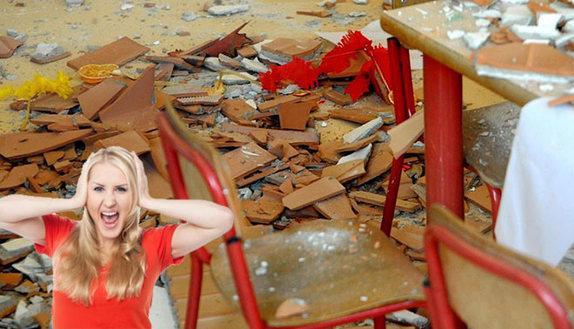 Scopri se la tua scuola rischia di crollare