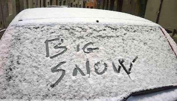 Maltempo: oggi scuole chiuse, domani si torna