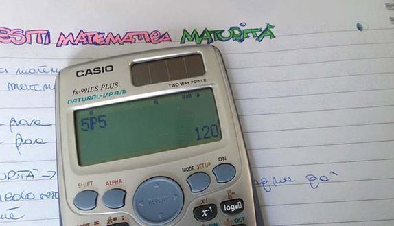 Maturità matematica: scopri il calcolo combinatorio