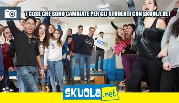 7 cose che hanno cambiato lo studio con Skuola.net