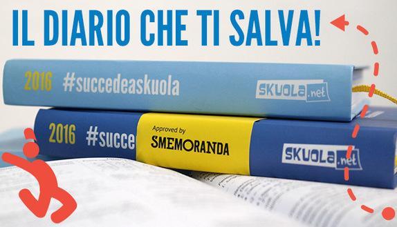5 motivi per cui il diario Skuola.net ti salverà
