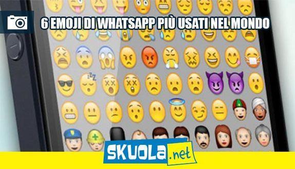 Faccine WhatsApp: le 6 più usate nel mondo