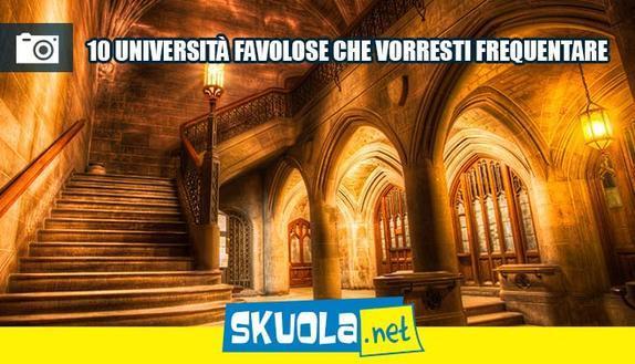 10 università da favola nel mondo: scopri come andarci