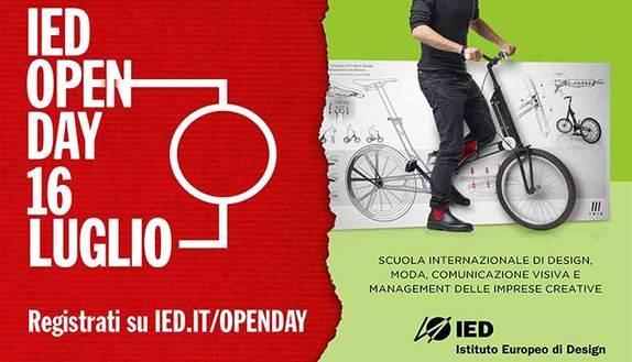 Open Day IED: le tue idee al lavoro subito