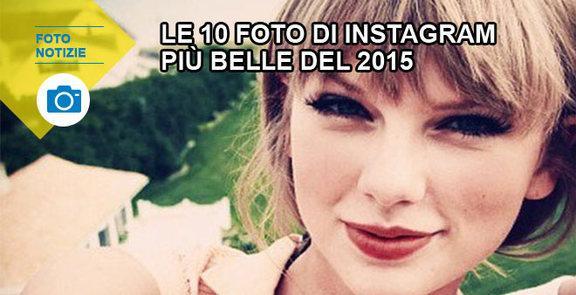 Le 10 foto di Instagram più belle del 2015