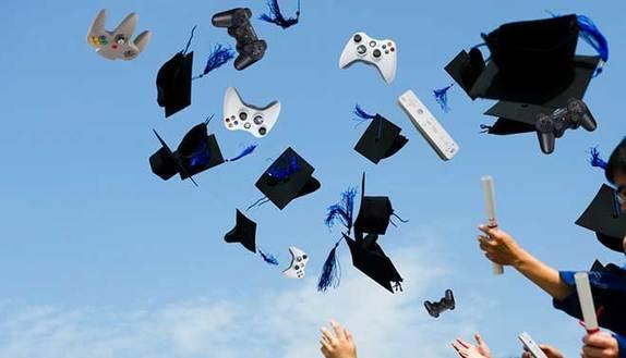 Vuoi laurearti in videogiochi? Vai al Romics