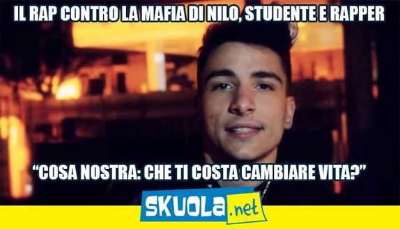 Studenti contro la mafia a colpi di rap