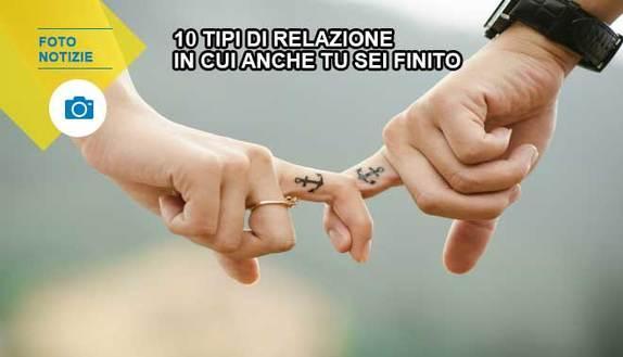 10 tipi di relazione in cui sei finito anche tu