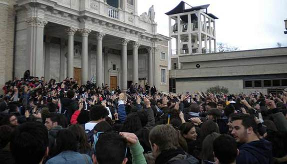 Piano antidroga e alcool a San Gabriele per i 100 giorni