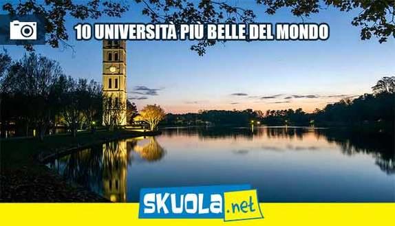 10 università più belle del mondo