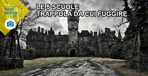 Le 5 scuole trappola da cui fuggire