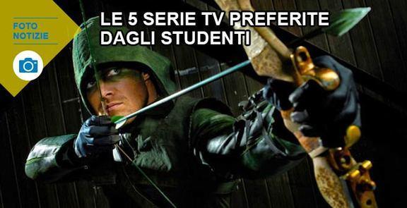 Le 5 serie TV preferite dagli studenti