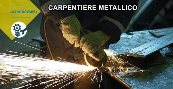 Carpentiere metallico: diplomato d'oro