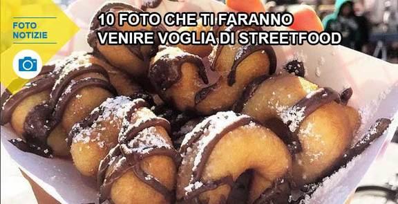 10 foto che ti faranno venire voglia di streetfood