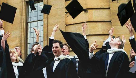 Università: le top 100 del Times Higher Education