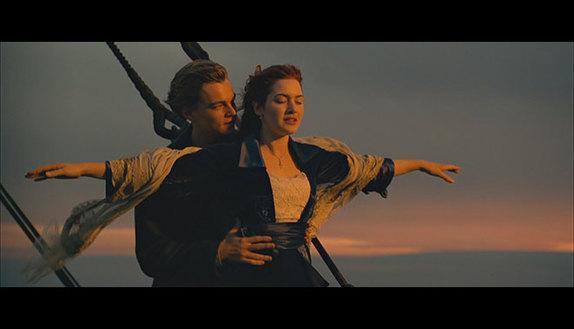 Titanic: la scena mai vista