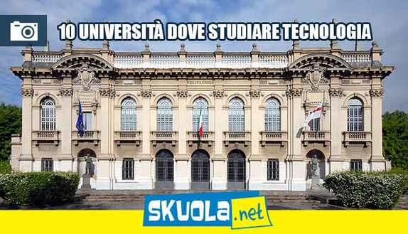 10 università dove studiare tecnologia