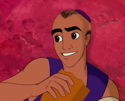 Come sarebbero i principi Disney se fossero PELATI?