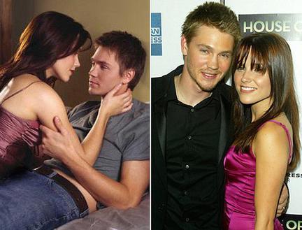 20 coppie di Hollywood che si sono REALMENTE innamorate sul set!