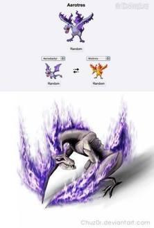 Ecco cosa succede quando i Pokémon si fondono tra loro!